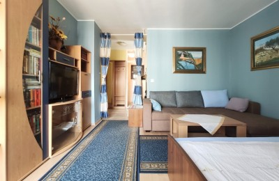 Vrsar center, studio apartment, 350 m from the sea